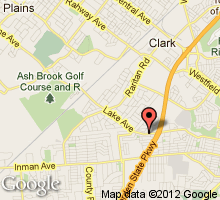 Google map of 296 Lake Ave., Colonia, NJ
