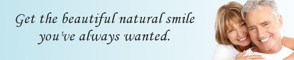 Get the beautiful natural smile you have always wanted